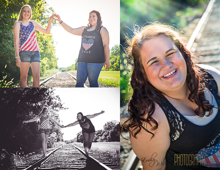 Senior Photographer Emily Wilson Photography