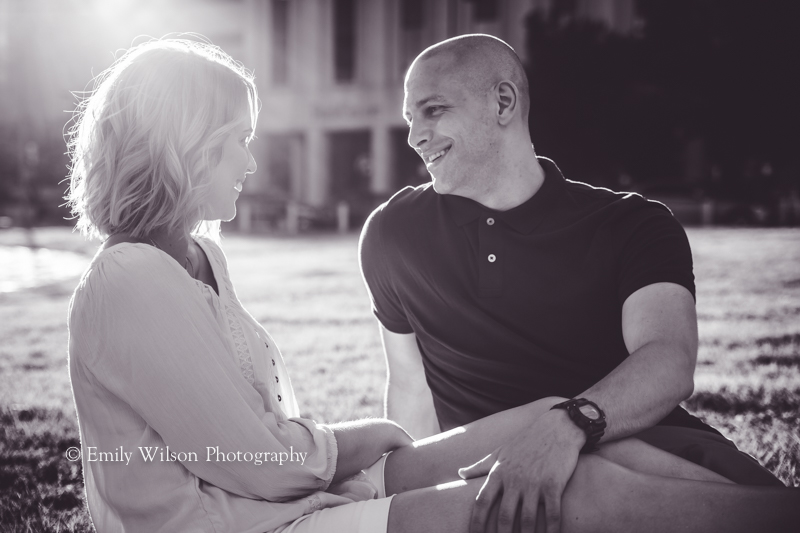Emily Wilson Photography tulsa engagement photographer