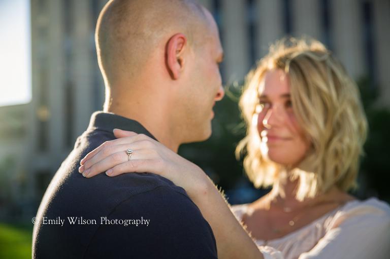 Emily Wilson Photography tulsa engagement photographer